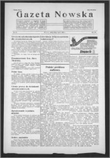 Gazeta Nowska 1938, R. 15, nr 13