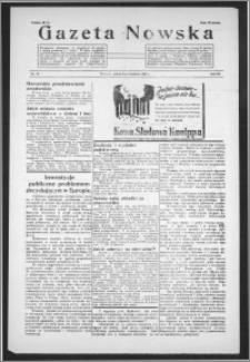 Gazeta Nowska 1938, R. 15, nr 14