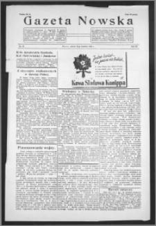 Gazeta Nowska 1938, R. 15, nr 16