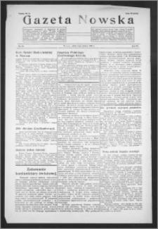 Gazeta Nowska 1938, R. 15, nr 23