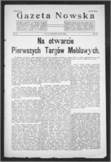 Gazeta Nowska 1938, R. 15, nr 26