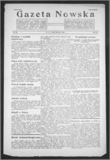 Gazeta Nowska 1938, R. 15, nr 28