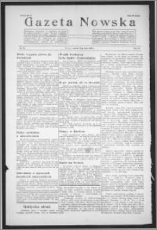 Gazeta Nowska 1938, R. 15, nr 29