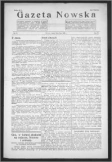 Gazeta Nowska 1938, R. 15, nr 31
