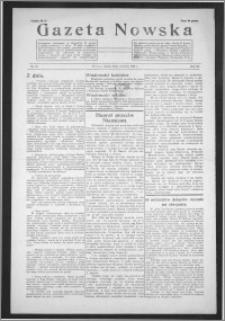 Gazeta Nowska 1938, R. 15, nr 37