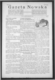 Gazeta Nowska 1938, R. 15, nr 41
