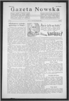 Gazeta Nowska 1938, R. 15, nr 45