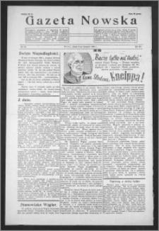Gazeta Nowska 1938, R. 15, nr 46