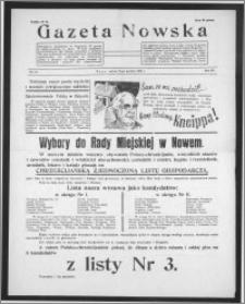 Gazeta Nowska 1938, R. 15, nr 51