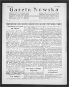 Gazeta Nowska 1938, R. 15, nr 52