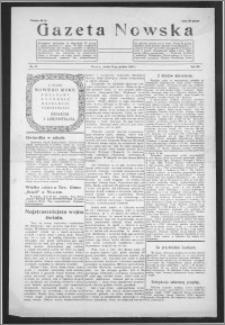 Gazeta Nowska 1938, R. 15, nr 53