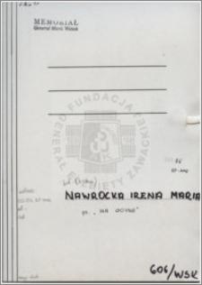 Nawrocka Irena Maria