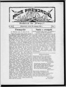 Nasz Przyjaciel 1924, R. 1, nr 34