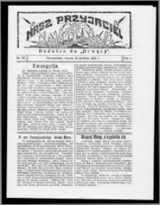 Nasz Przyjaciel 1924, R. 1, nr 37