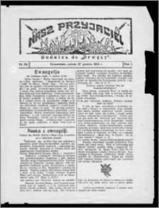 Nasz Przyjaciel 1924, R. 1, nr 39