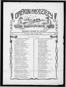 Opiekun Młodzieży 1924, R. 1, nr 36