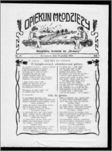 Opiekun Młodzieży 1924, R. 1, nr 38
