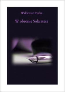 W obronie Sokratesa