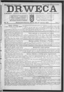 Drwęca 1925, R. 5, nr 12