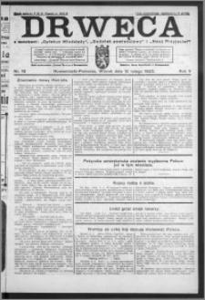 Drwęca 1925, R. 5, nr 18