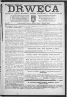 Drwęca 1925, R. 5, nr 21