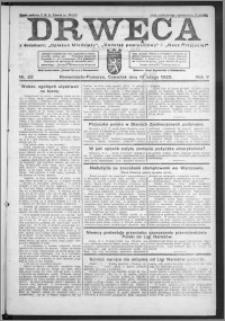Drwęca 1925, R. 5, nr 22