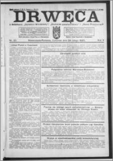 Drwęca 1925, R. 5, nr 25