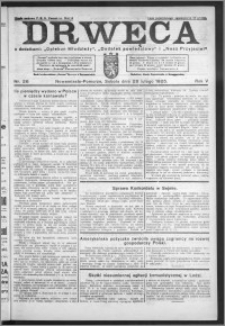 Drwęca 1925, R. 5, nr 26