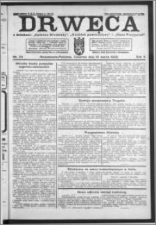Drwęca 1925, R. 5, nr 34