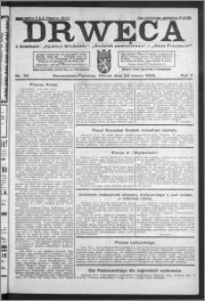Drwęca 1925, R. 5, nr 36