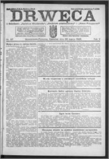 Drwęca 1925, R. 5, nr 37