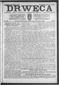 Drwęca 1925, R. 5, nr 38