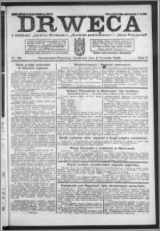 Drwęca 1925, R. 5, nr 40