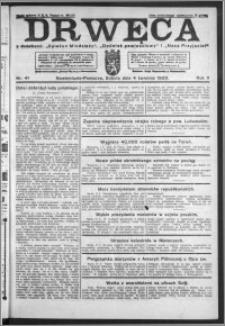 Drwęca 1925, R. 5, nr 41