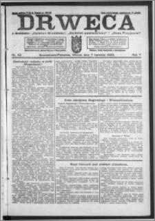 Drwęca 1925, R. 5, nr 42