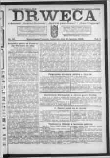 Drwęca 1925, R. 5, nr 45