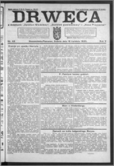Drwęca 1925, R. 5, nr 46