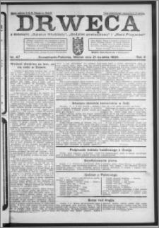 Drwęca 1925, R. 5, nr 47