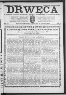 Drwęca 1925, R. 5, nr 49