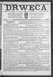 Drwęca 1925, R. 5, nr 50