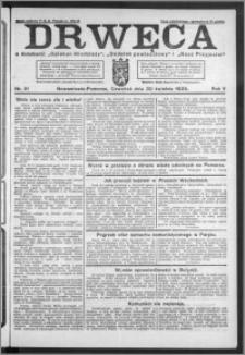 Drwęca 1925, R. 5, nr 51