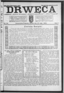 Drwęca 1925, R. 5, nr 64