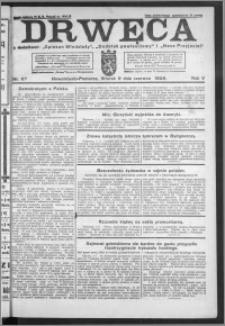 Drwęca 1925, R. 5, nr 67