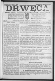 Drwęca 1925, R. 5, nr 70