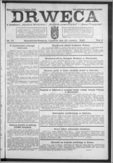 Drwęca 1925, R. 5, nr 74
