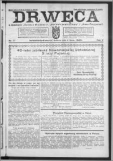 Drwęca 1925, R. 5, nr 77