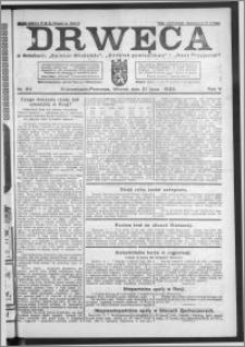 Drwęca 1925, R. 5, nr 84