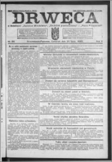 Drwęca 1925, R. 5, nr 85