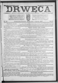 Drwęca 1925, R. 5, nr 90