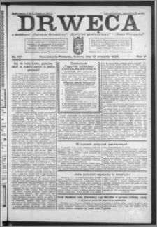 Drwęca 1925, R. 5, nr 107